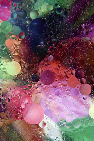 Swarm Of Bubbles