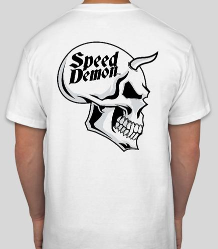 SD Speed Skull Tee