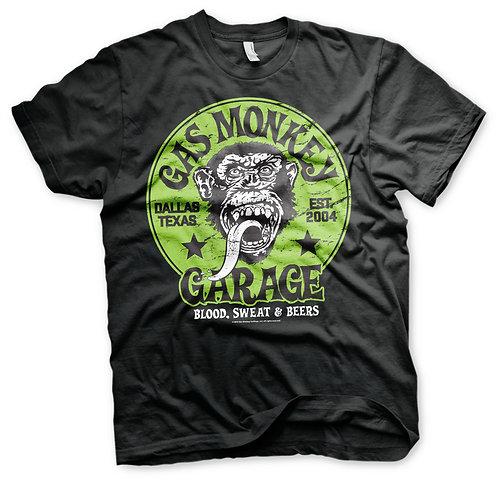 GMG Green Logo Tee