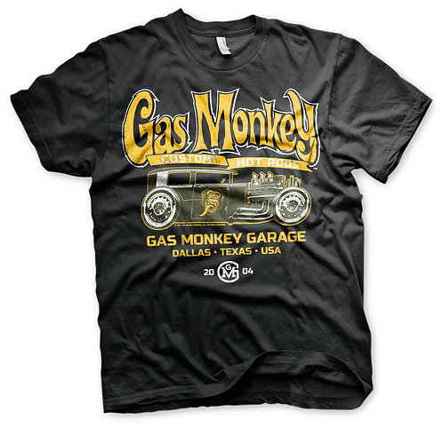 GMG Green Hot Rod Tee
