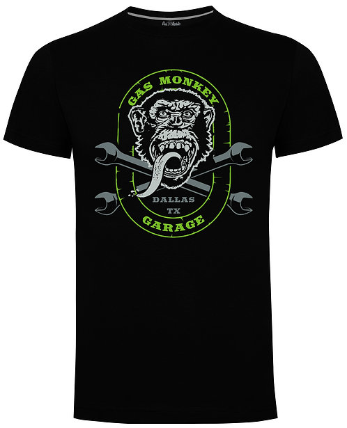 GMG Cross spanners T-Shirt