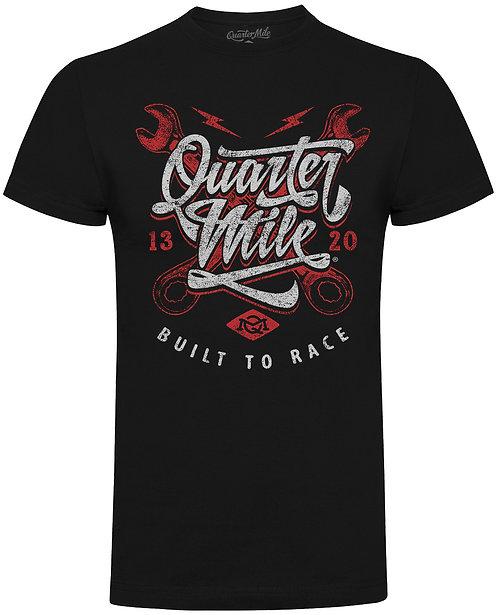 Cross Spanners Quarter Mile T-Shirt