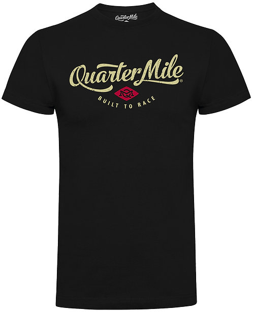 Classic Logo Quarter Mile T-Shirt