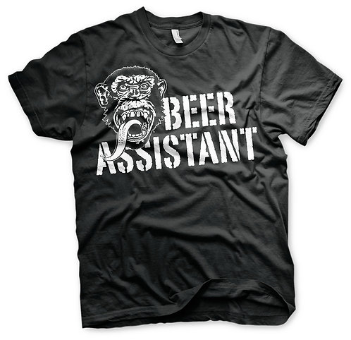 GMG Beer Assistant Tee