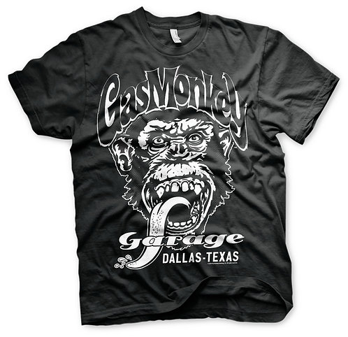 GMG Logo Dallas Texas Tee