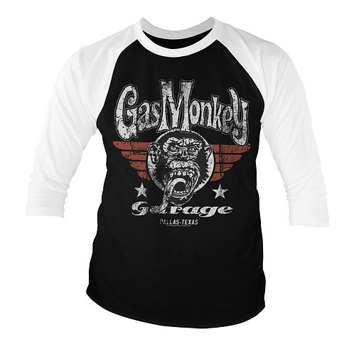 GMG Flying High Baseball Long Sleeve