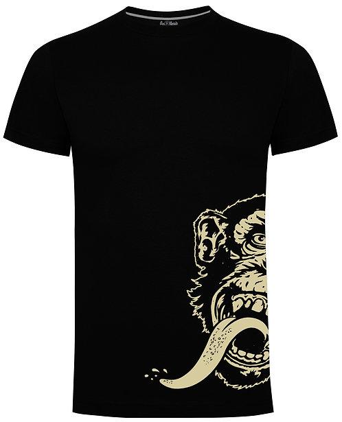 GMG Script Side Monkey T-Shirt