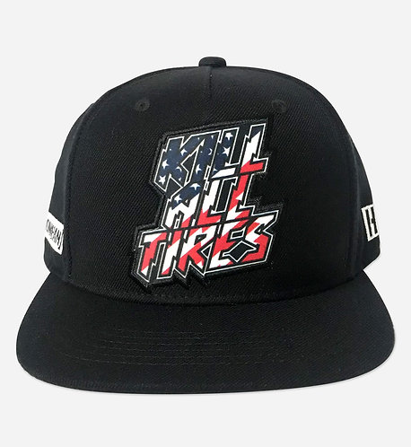 HOONIGAN Kill All Tires Snapback hat
