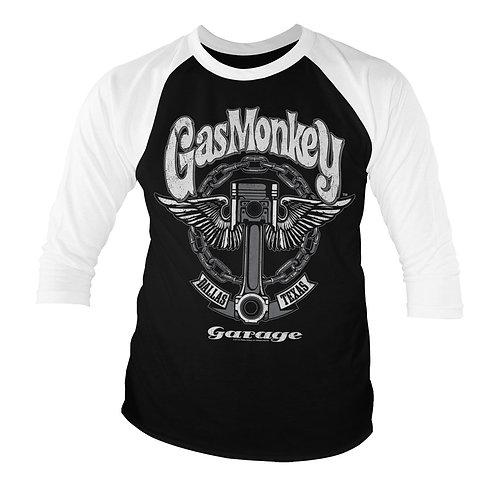 GMG Big Piston Baseball Long Sleeve