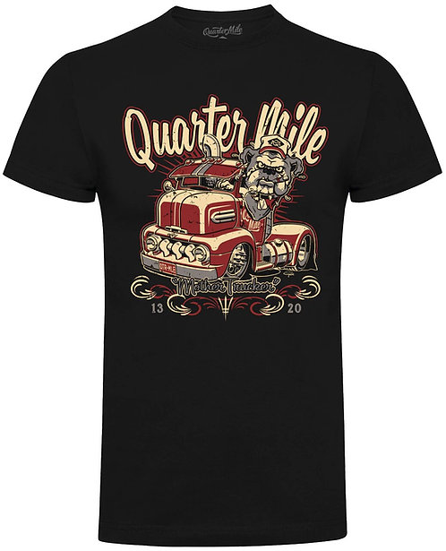 Quarter Mile Bad Mother Trucker T-Shirt