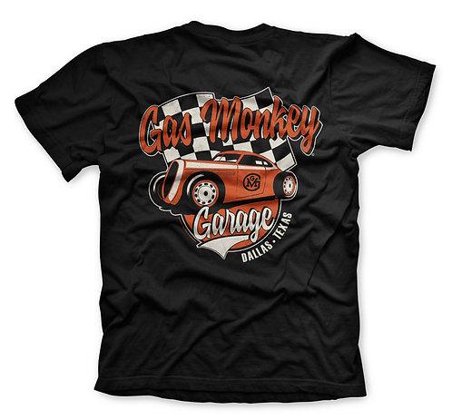 Gas Monkey Garage Racing T-Shirt