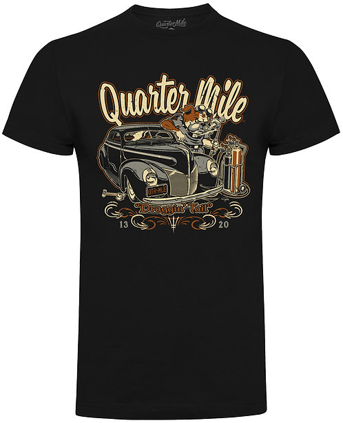 Draggin Tail Quarter Mile T-Shirt