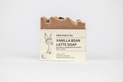 Vanilla Bean Latte Soap