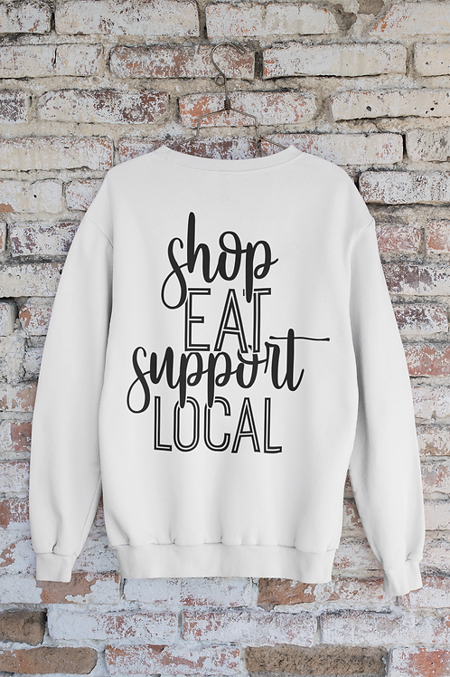 Shop Eat Support Local