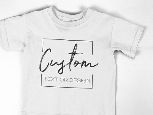 Custom Kids Shirt