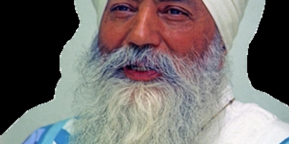 FREE - Yogi Bhajan's Birthday