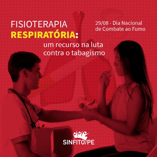 Fisioterapia Respiratória: um recurso na luta contra o tabagismo