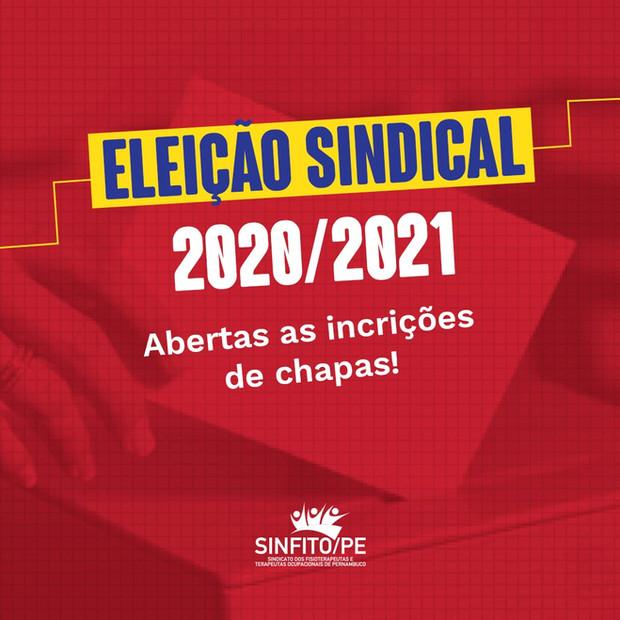 Publicado o edital para candidaturas de chapas para a gestão 2020/2021