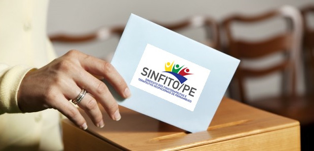Publicado o edital para candidaturas de chapas para nova gestão do Sinfito/PE