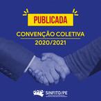 Convenção Coletiva 2020/2021