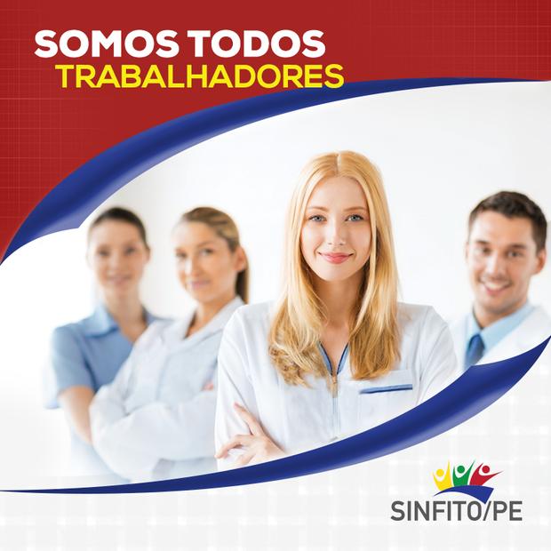 Sinfito/PE lança concurso em homenagem ao Dia do Trabalhador