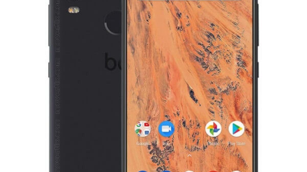 NEW EncroChat BQ Aquaris X2 with three (3) months international roaming plan