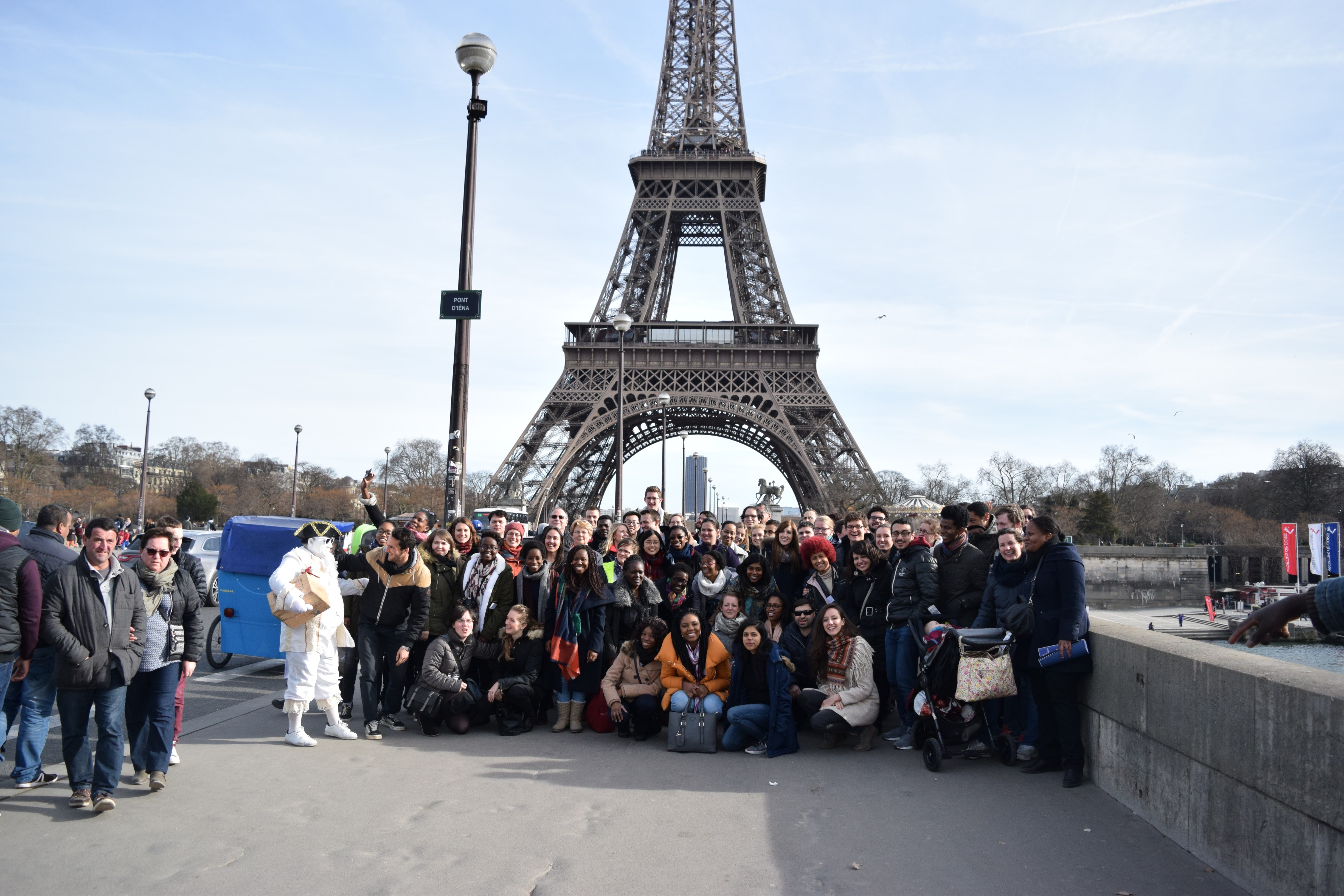 Conference in Paris, France