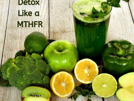 How to Detox Like a MTHFR