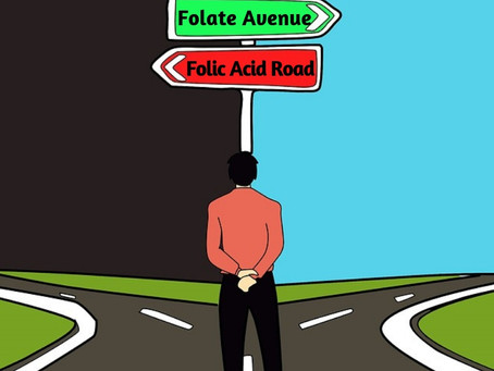 The Great Folate Mistake
