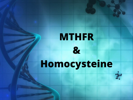 MTHFR & Homocysteine