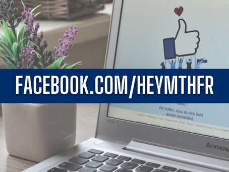 Stay Connected on Facebook!