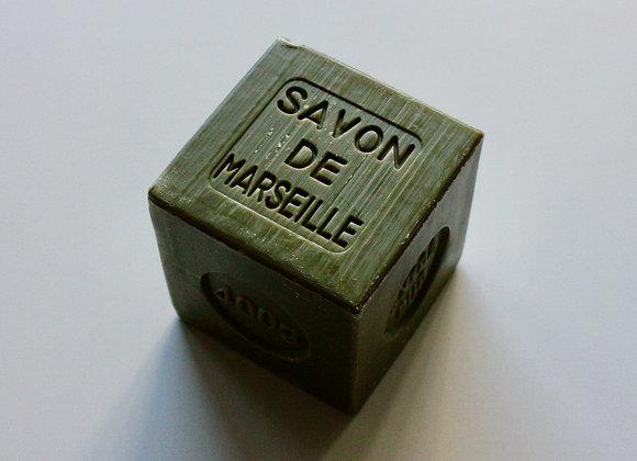 Savon de Marseille cube 400g
