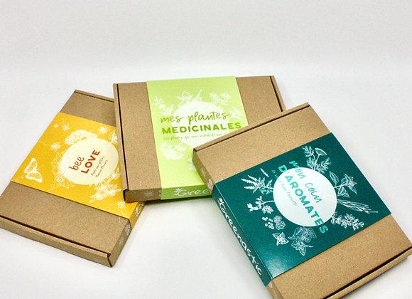 Box de graines Greenastic