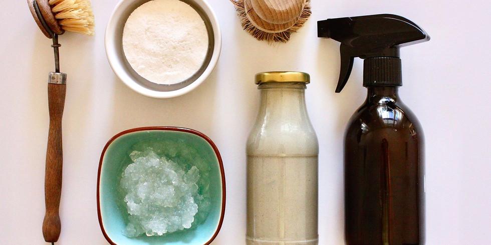 Atelier Les Basiques III : Mes produits naturels pour toute la maison