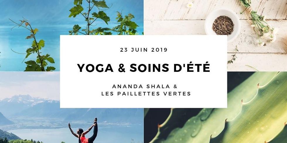 Atelier Yoga & Soins d'été