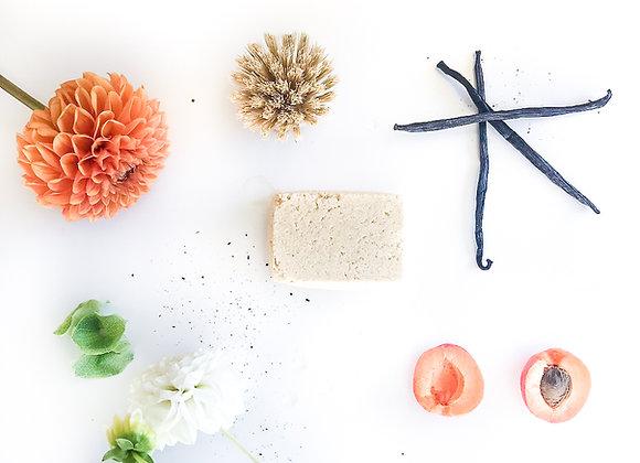 Barre de douche corps & cheveux Abricot - Vanille