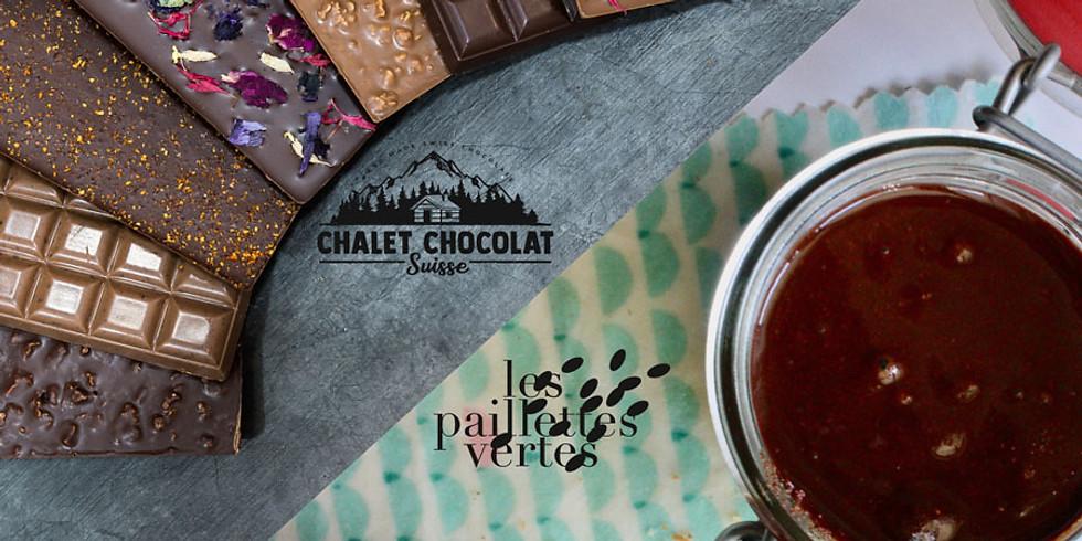 Soirée Chocolat & Zéro Déchet