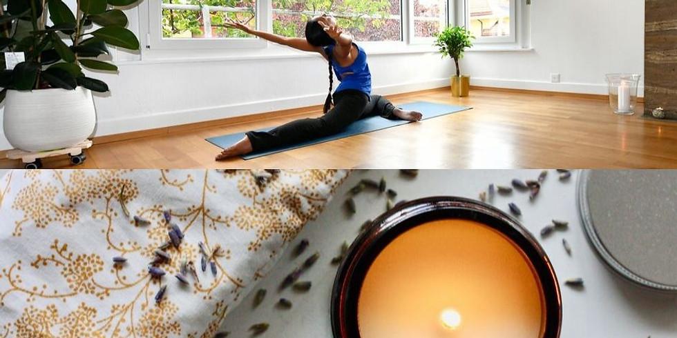 Atelier Autour du Yoga