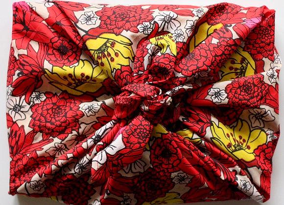 Tissu d'emballage Furoshiki grand