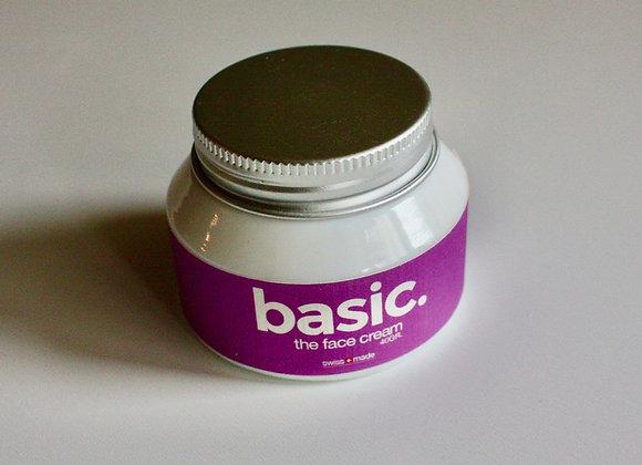 Crème pour le visage Basic