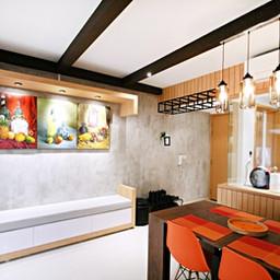 E&J House - Living Room_1