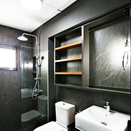 G&Y House - Master Toilet
