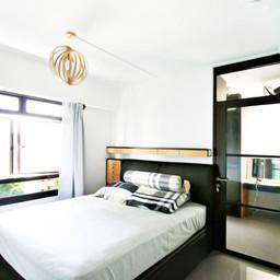 G&Y House - Master Bedroom