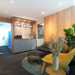 ACG Design Office 1: Entry Lobby