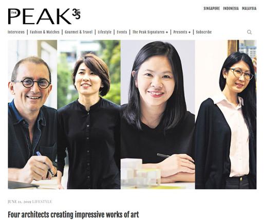 The Peak Magazine Singapore, 11 June 2019