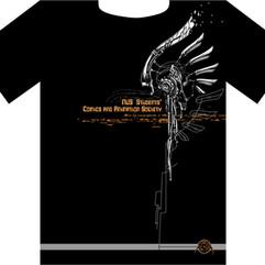 T-shirt design - Front