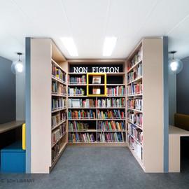 Boon Lay Sec Sch Library