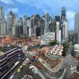 To Singapore: Ever-changing to Progress