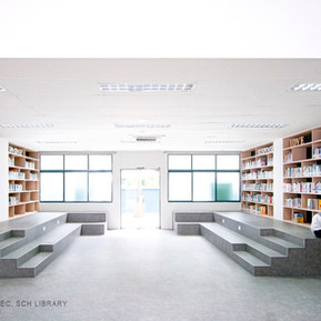 Boon Lay Sec Sch Library