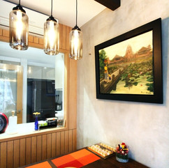 E&J House - Dining Area